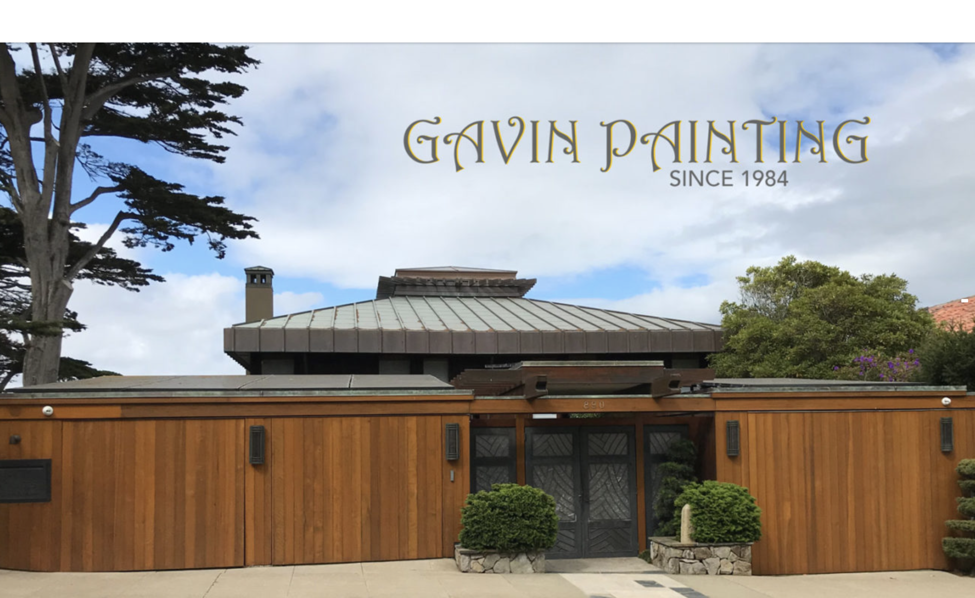 Painting contractors residential and commercial weather proofing serving the bay area